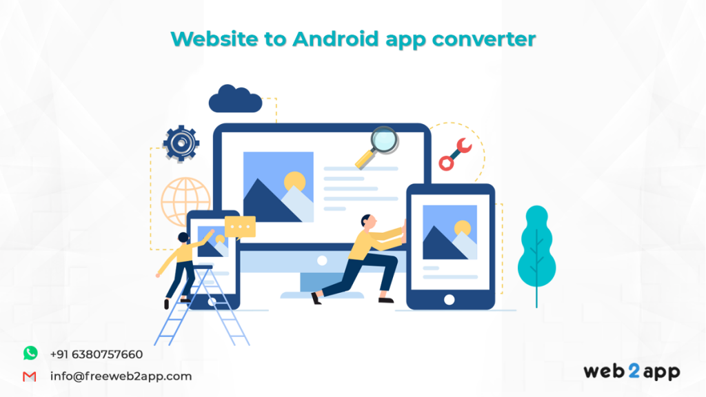 Website-to-android-app-converter-freeweb2app