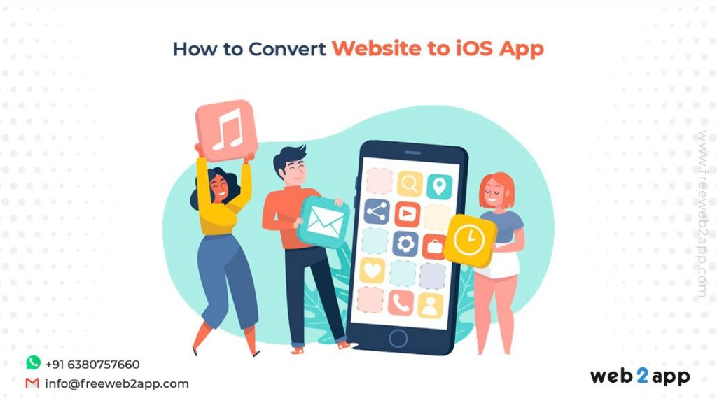 How to Convert Website to iOS App
