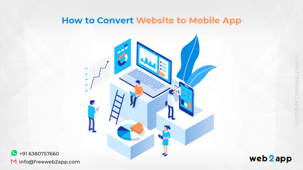 How to Convert Website to Mobile App