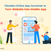 Flawless Online App Converter to Turn Website into Mobile App-freeweb2app