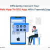 Efficiently Convert Your Web App To iOS App With Freeweb2app