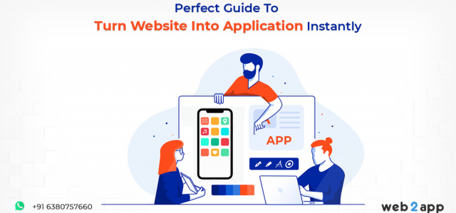 Perfect Guide to Turn Website into Application Instantly - Freeweb2app