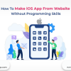 How To Make iOS App From Website Without Programming Skills - Freeweb2app